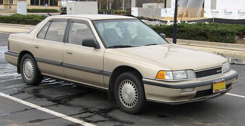 Download Acura Legend repair manual