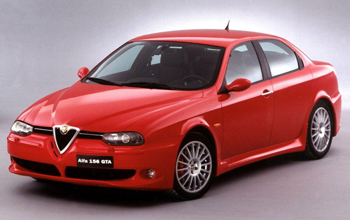 Download Alfa Romeo 156 All Models repair manual