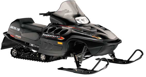 Download Arctic Cat Snowmobile repair manual