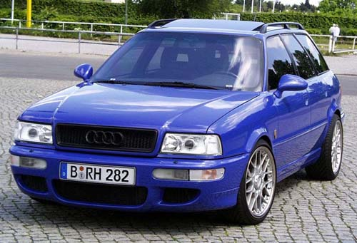 Download Audi Avant Rs2 repair manual