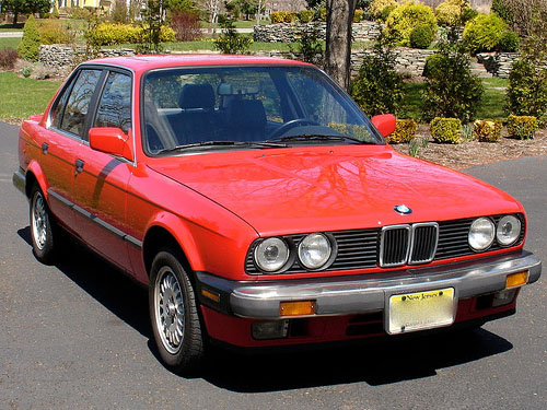 Download Bmw 3 Series E30 repair manual