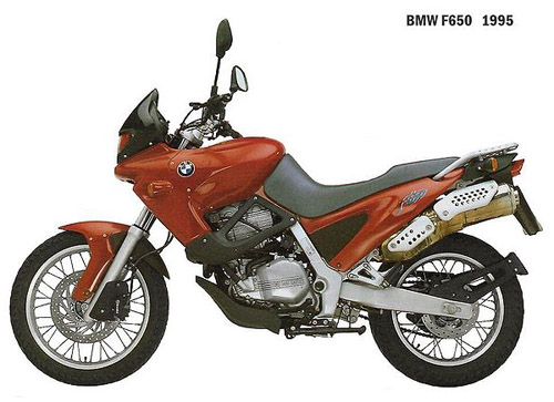 Download Bmw F650 repair manual