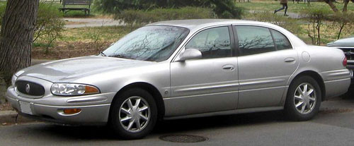 Download Buick Lesabre repair manual