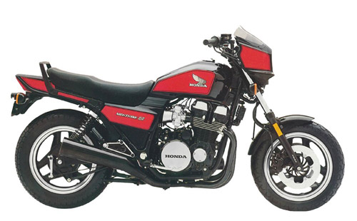 Download Honda Cb750sc repair manual