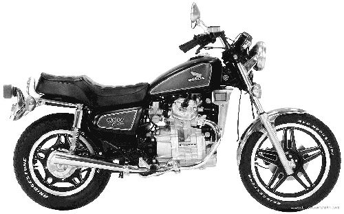 Download Honda Cx500c repair manual