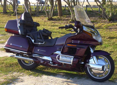 Download Honda Gl1500 German repair manual