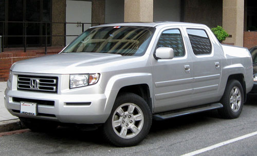 Download Honda Ridgeline repair manual
