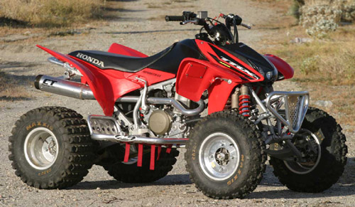 Download Honda Trx450 Foreman Atv repair manual