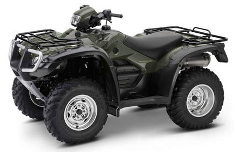 Download Honda Trx500fa Trx500fga Atv repair manual