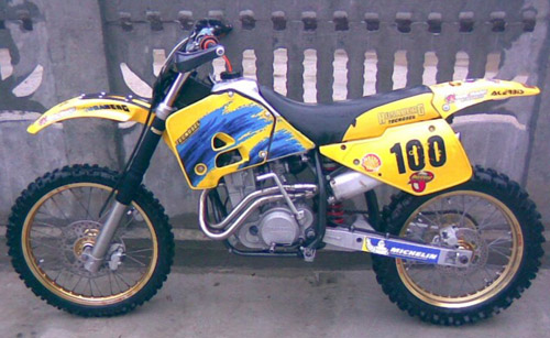 Download Husaberg 400 501 600 repair manual
