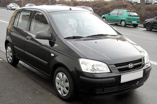 Download Hyundai Getz Click repair manual