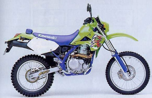 Download Kawasaki Klx-650 Klx-650r repair manual
