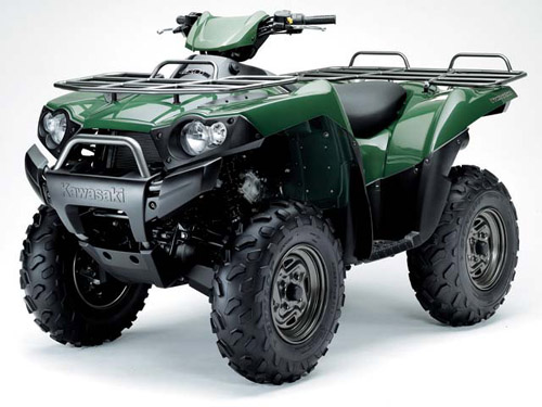 Download Kawasaki Kvf-750 Brute-Force Atv repair manual