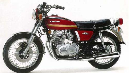 Download Kawasaki Kz400 repair manual