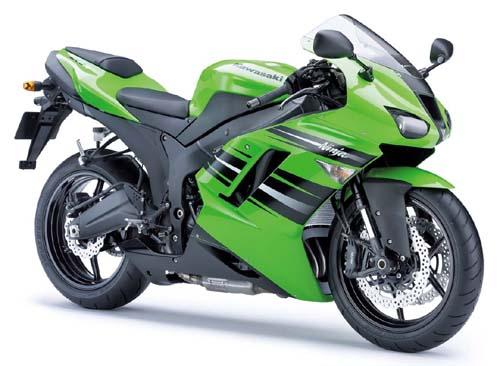 Kawasaki Ninja Zx-6r 2007-2010 Service Repair Manual