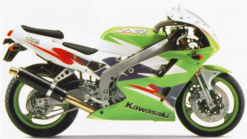 Download Kawasaki Zxr-400 Zx-400 repair manual