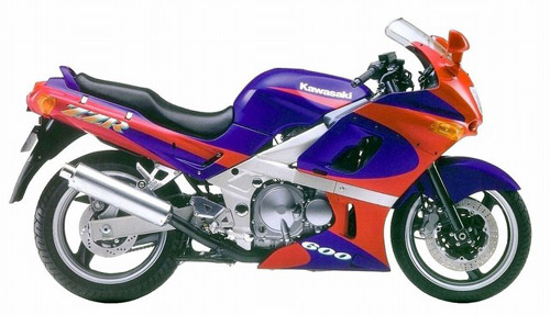 Download Kawasaki Zzr600 repair manual