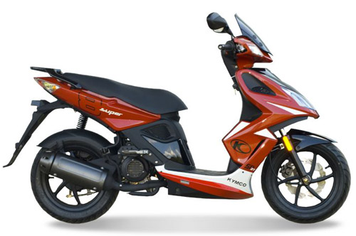 Download Kymco Super 8 50 repair manual