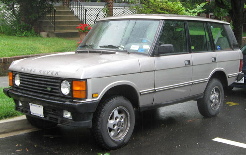 Download Land Rover Range Rover Classic repair manual