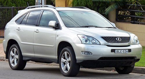 Download Lexus Rx-330 repair manual