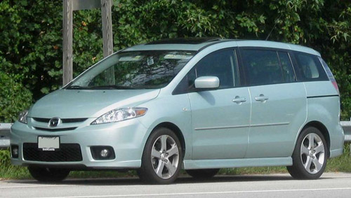 Download Mazda 5 repair manual
