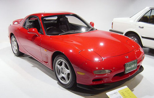 Download Mazda Rx-7 repair manual