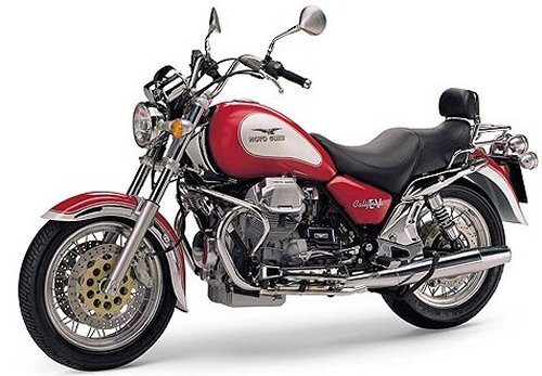 Download Moto Guzzi California 1100 Ev repair manual
