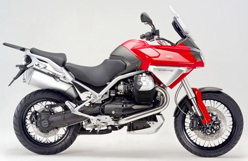 Download Moto Guzzi Stelvio 1200 4v Italian repair manual