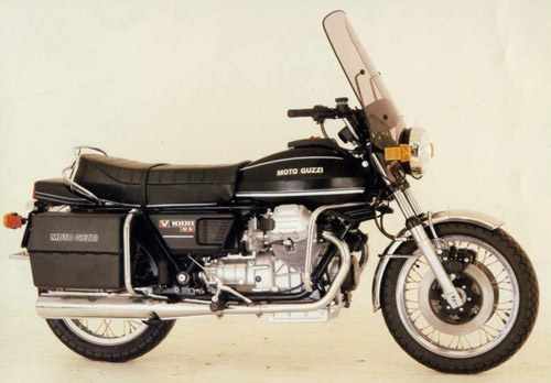 Download Moto Guzzi V1000 Convert repair manual