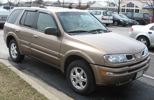 Download Oldsmobile Bravada repair manual