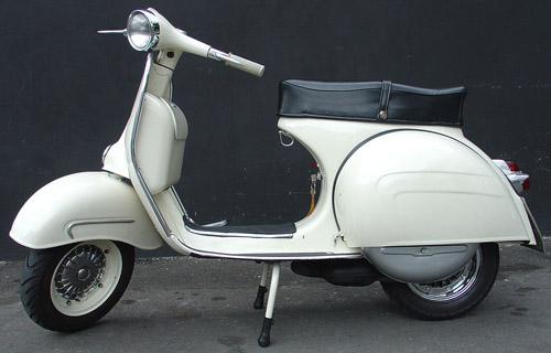 Download Piaggio Vespa Gs160 repair manual