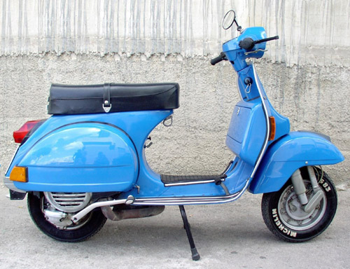 Download Piaggio Vespa P125x P200e repair manual