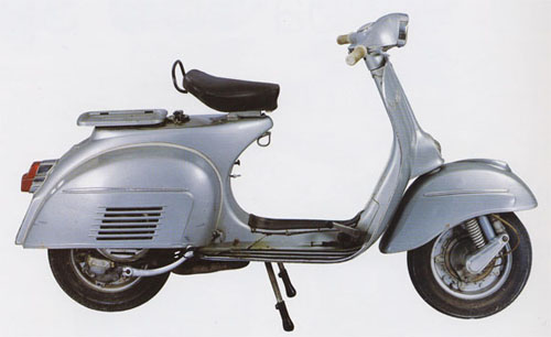 Download Piaggio Vespa Sprint repair manual