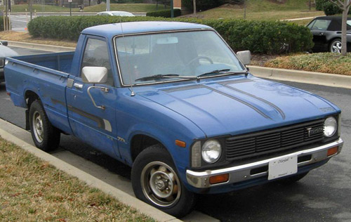 Download Toyota Pickup repair manual