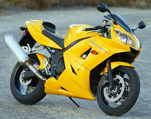 Download Triumph Daytona 600 repair manual