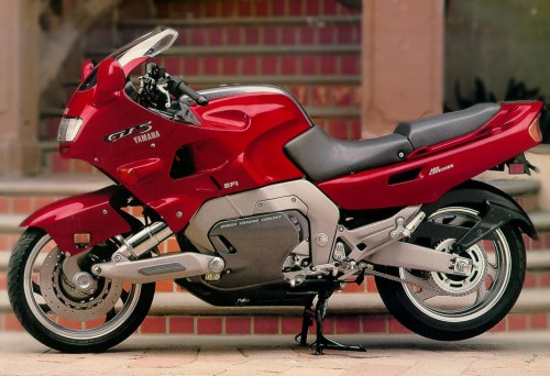 Download Yamaha Gts-1000 repair manual