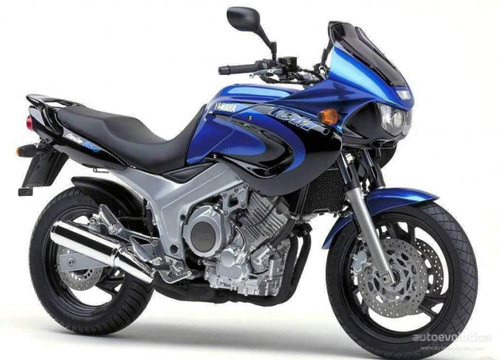 Download Yamaha Tdm-850 repair manual