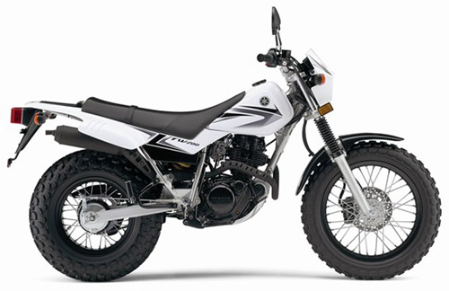 Download Yamaha Tw200 repair manual